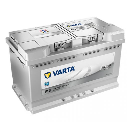 Varta Silver Dynamic 12V 85Ah 800A Jobb+ autó akkumulátor (F19) - 585400