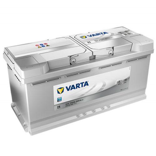 Varta Silver Dynamic 12V 110Ah 920A Jobb+ autó akkumulátor (I1) - 610402