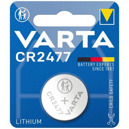 Varta  CR2477 lítium gombelem
