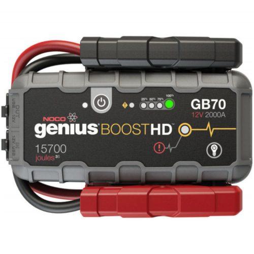 NOCO GB70 Indításrásegítő (12V 2000A)