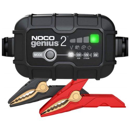 NOCO Genius 2 automata töltő