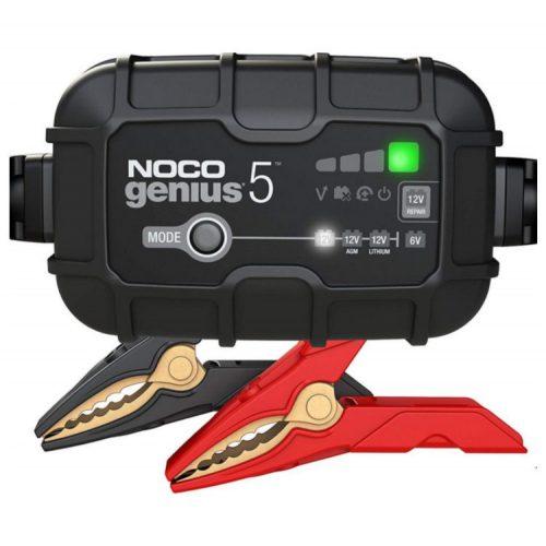 NOCO Genius 5 automata töltő